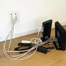 LANケーブル配線工事について